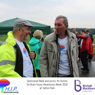 HIP sponsored walk 11
