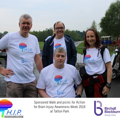 HIP sponsored walk 13