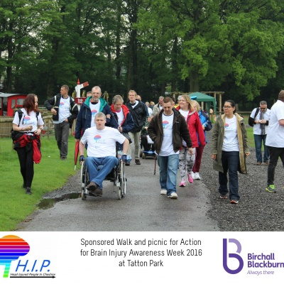 HIP sponsored walk 26