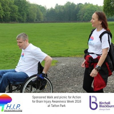 HIP sponsored walk 42