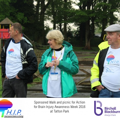 HIP sponsored walk 5