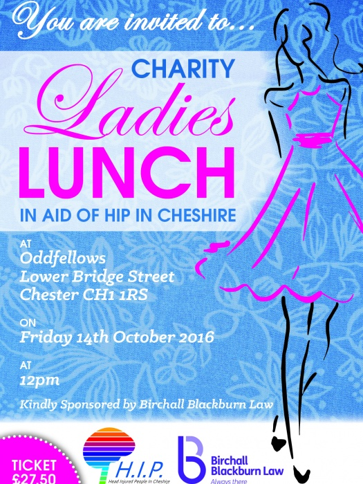 Ladies Lunch Ticket