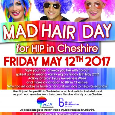 MAD HAIR DAY 2017
