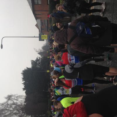 Runners Warm-Up - Chester 10K 2018